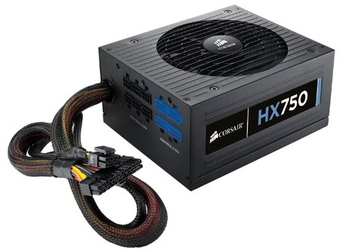 Corsair HX750 Modular Power Supply