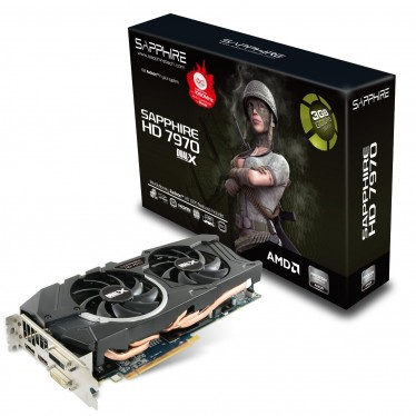 Sapphire Radeon HD 7970 Graphics Card