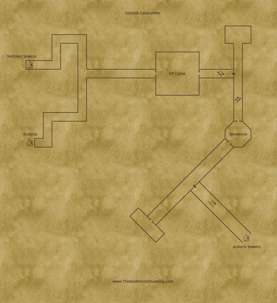 Solania Catacombs